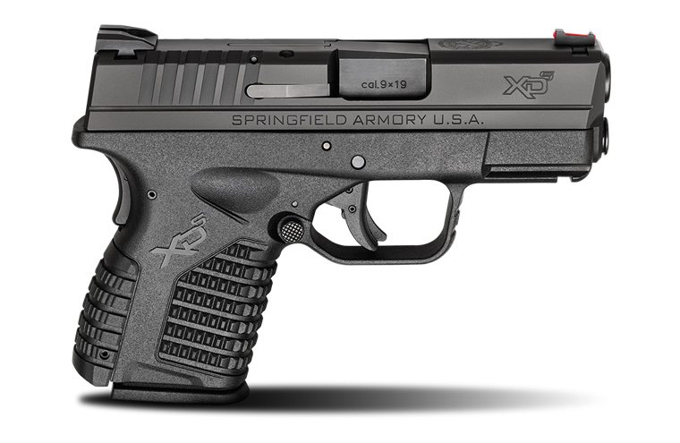 Review: Springfield Armory XD-S 9mm