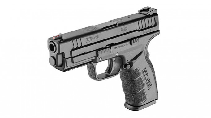 Review: Springfield Armory XD MOD.2 Service Model