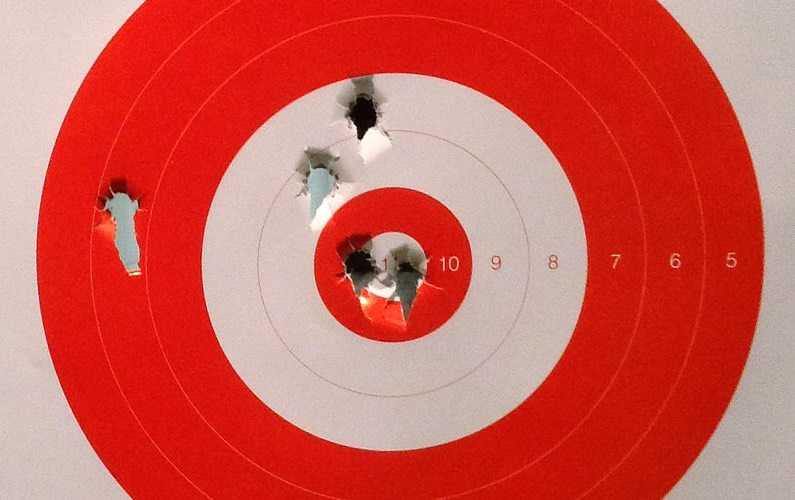 Drills for the Indoor Range, 2: Multi-Targets for Handgun or Carbine