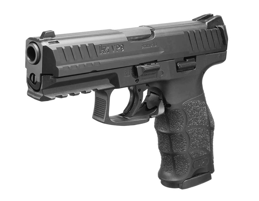 Shooting Review – The H&K VP9