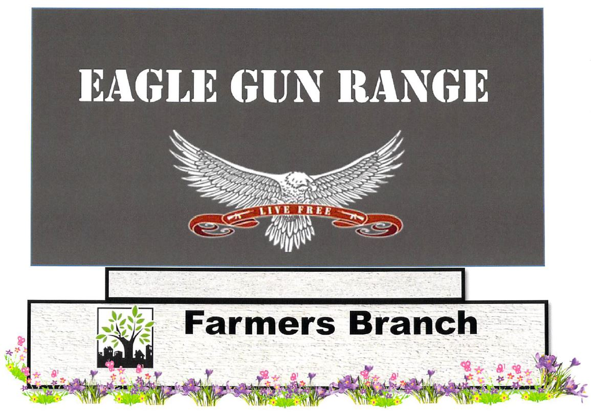 Eagle Gun Range, Farmers Branch Location