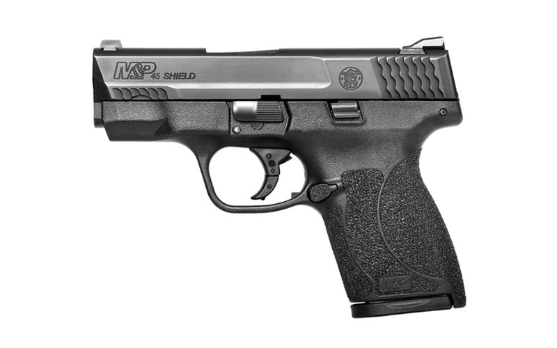 Shooting Review: M&P 45 Shield