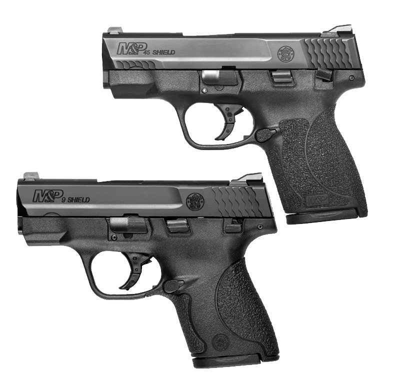 45 and 9mm comparison