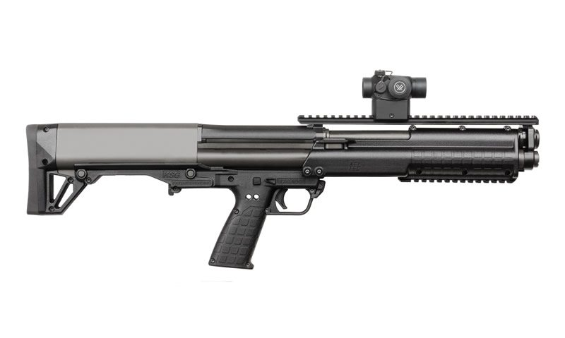 Shooting Review: The Kel-Tec KSG