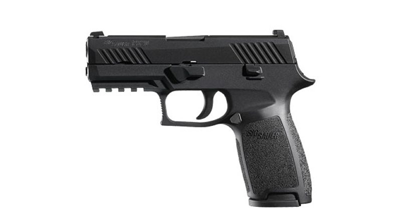 Shooting Review: Sig Sauer P320 Carry