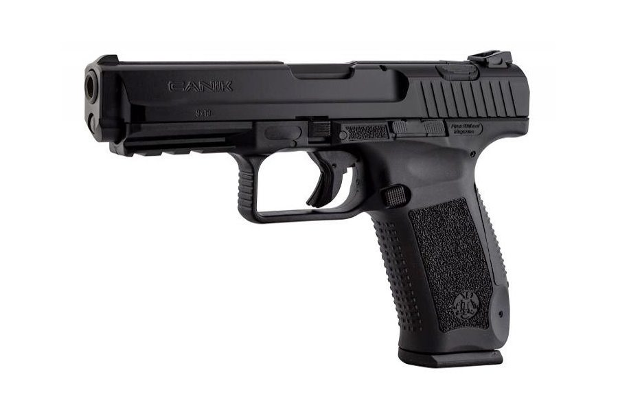 Shooting Review: The Canik TP9 SA