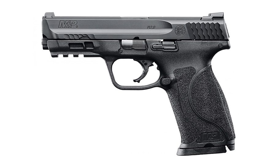 Shooting Review: The M&P 9 M2.0