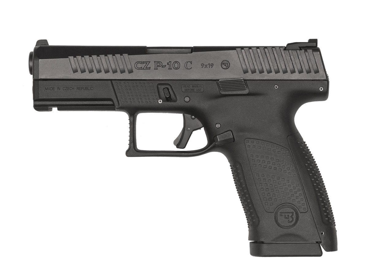 Shooting Review: The CZ P-10 C