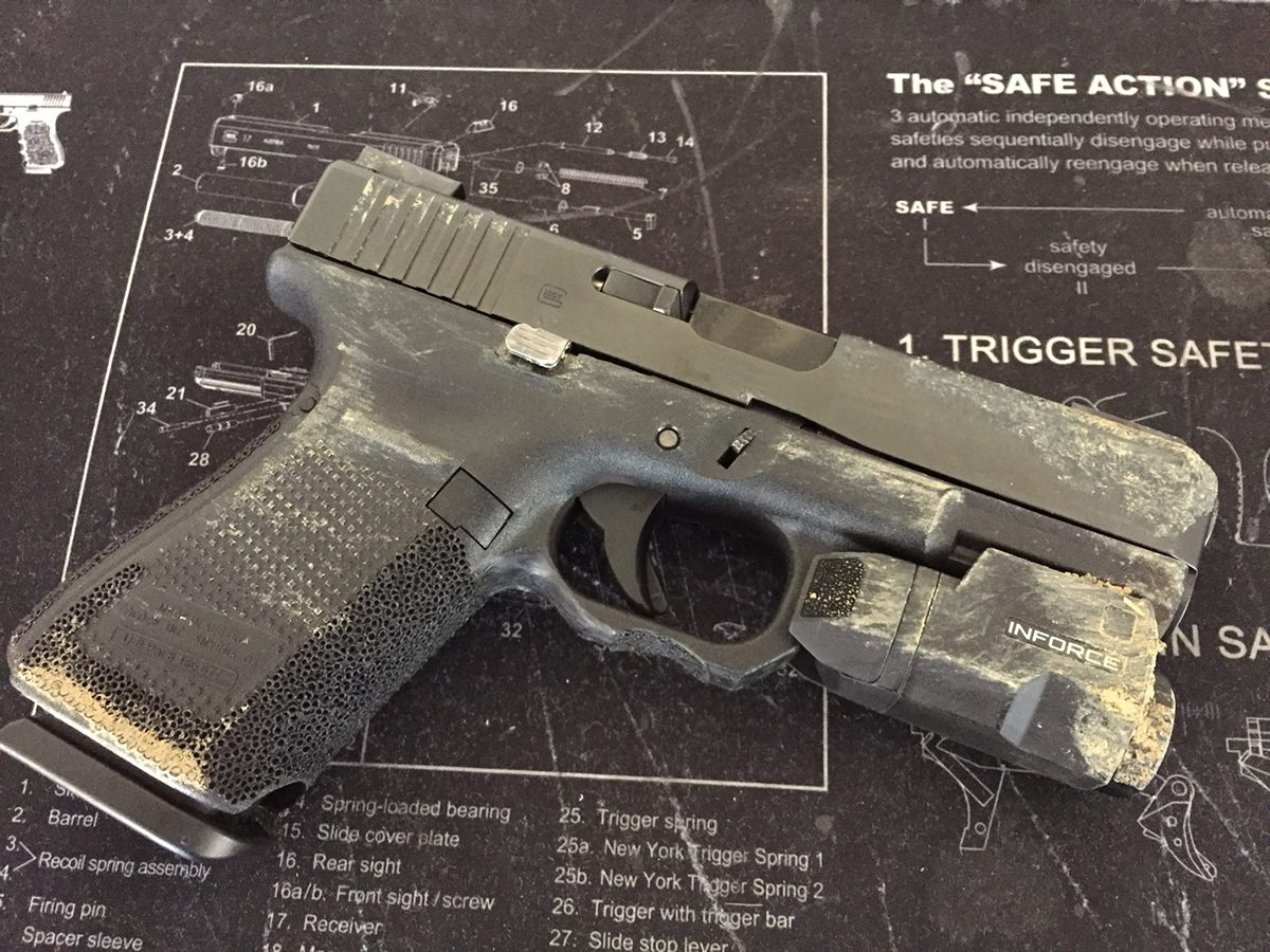 The Glock 19 Gen 5