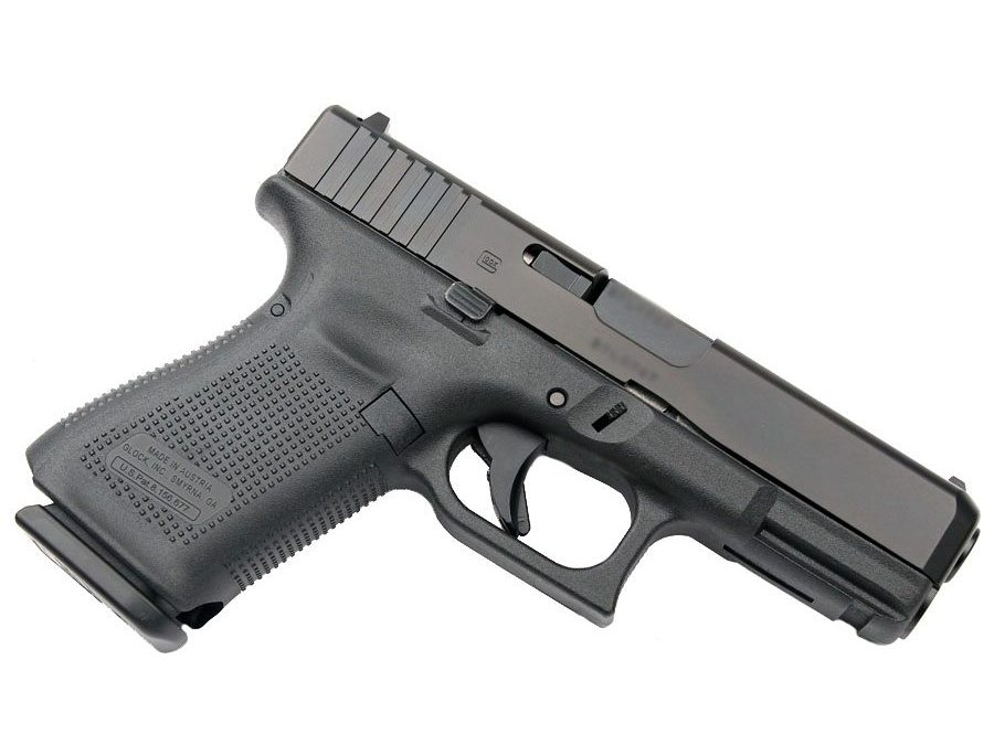 Shooting Review:  The Glock 19 Gen 5