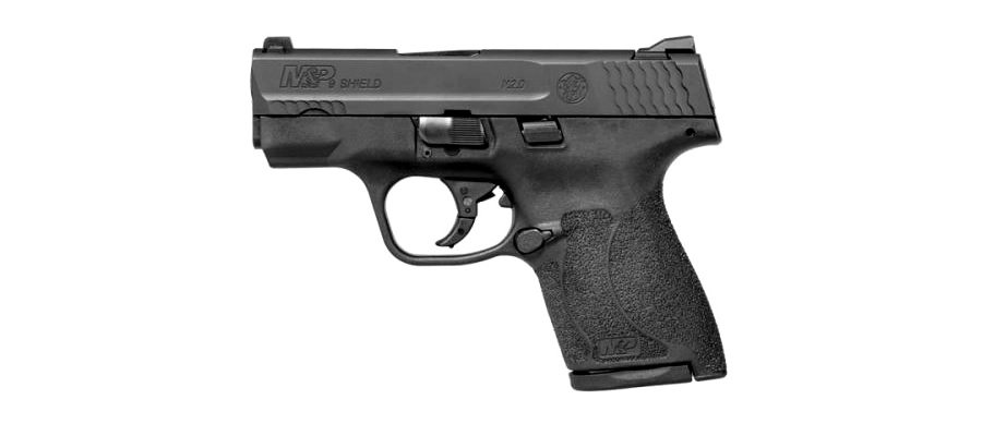 Shooting Review: M&P 9 Shield M2.0