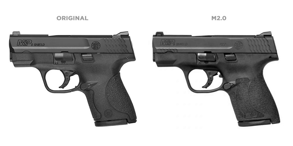M&P Shields comparison