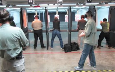 Review: Introduction to Intermediate Pistol Class