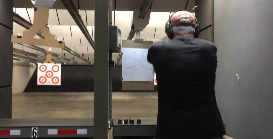 Automatic, Animated Targets at Eagle Gun Range