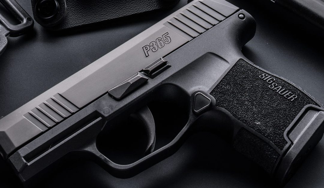 Shooting Review: The Sig Sauer P365