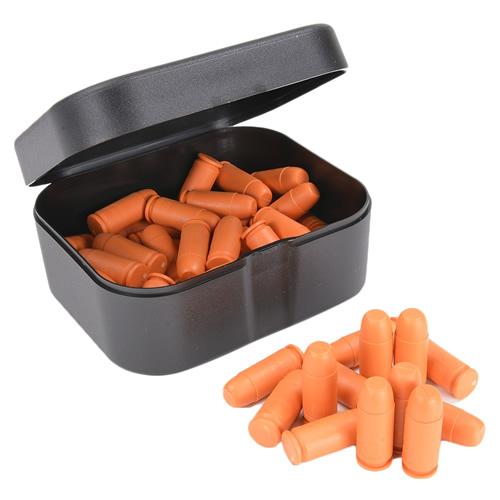 orange snap caps