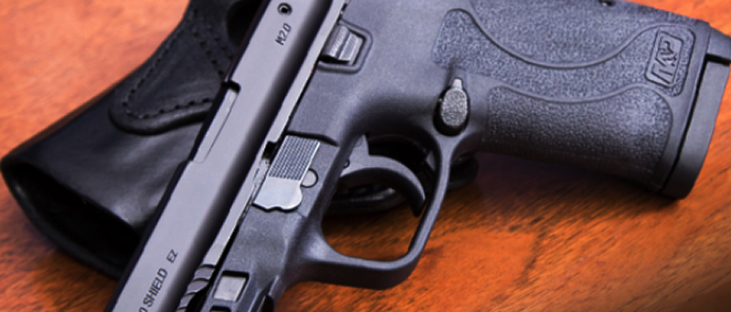 Shooting Review – The M&P 380 Shield EZ