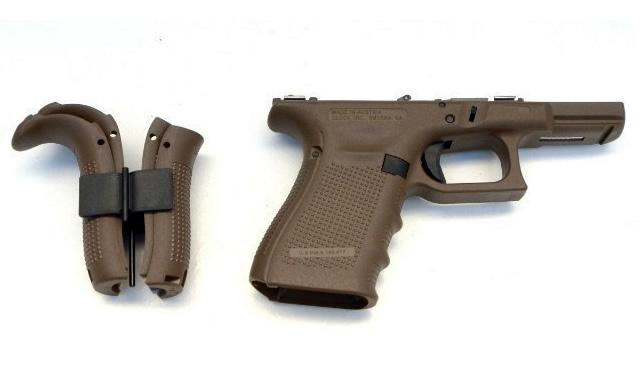 Glock 19 frame