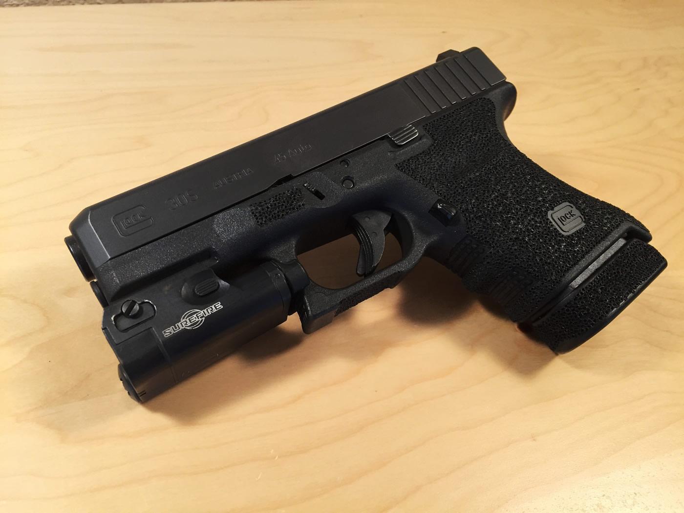 Shooting Review: The Glock 30S | Eagle Gun Range Inc