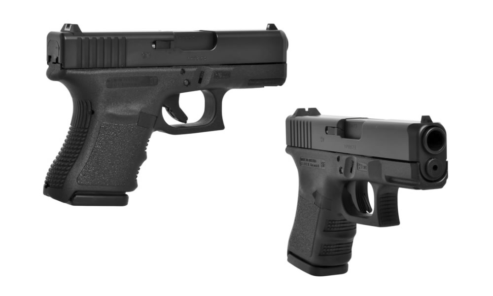 Shooting Review: The Glock 30S | Eagle Gun Range Inc