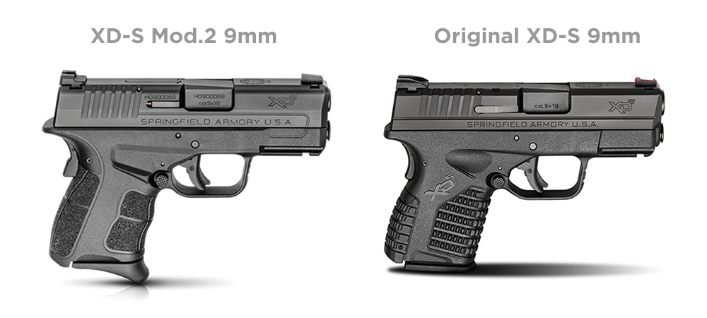 The Springfield Armory XD-S Mod 2 (9mm Model) – Shooting