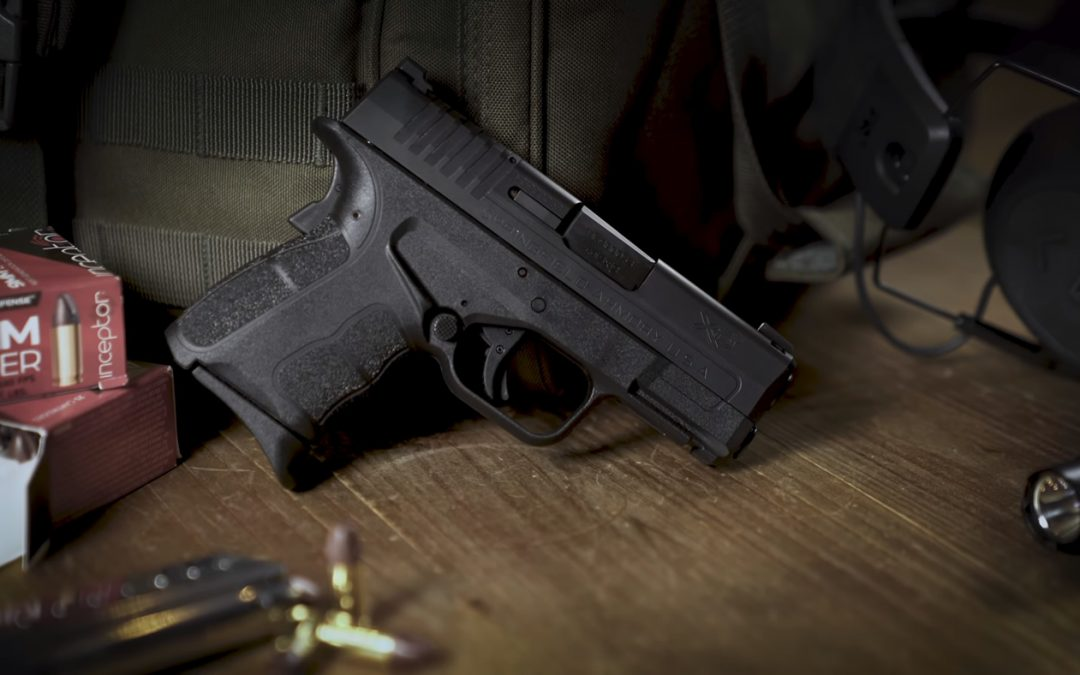 The Springfield Armory XD-S Mod.2 (9mm Model) – Shooting Review