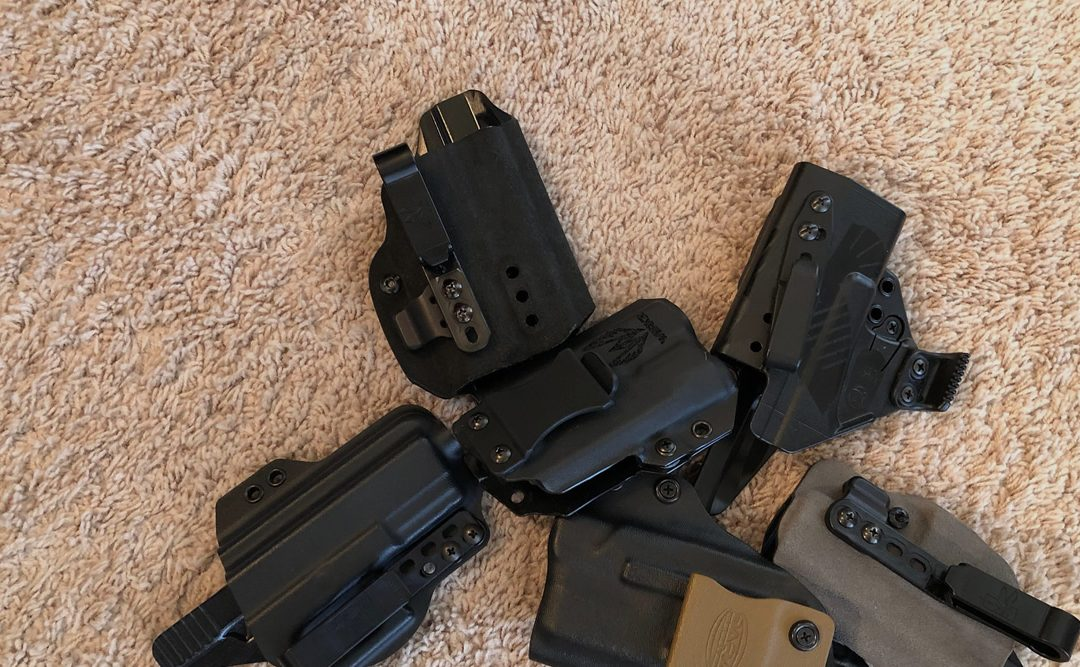 Choosing the Right Concealed-Carry Holster