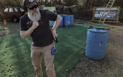 EDC Skills: One-Handed Pistol Reload