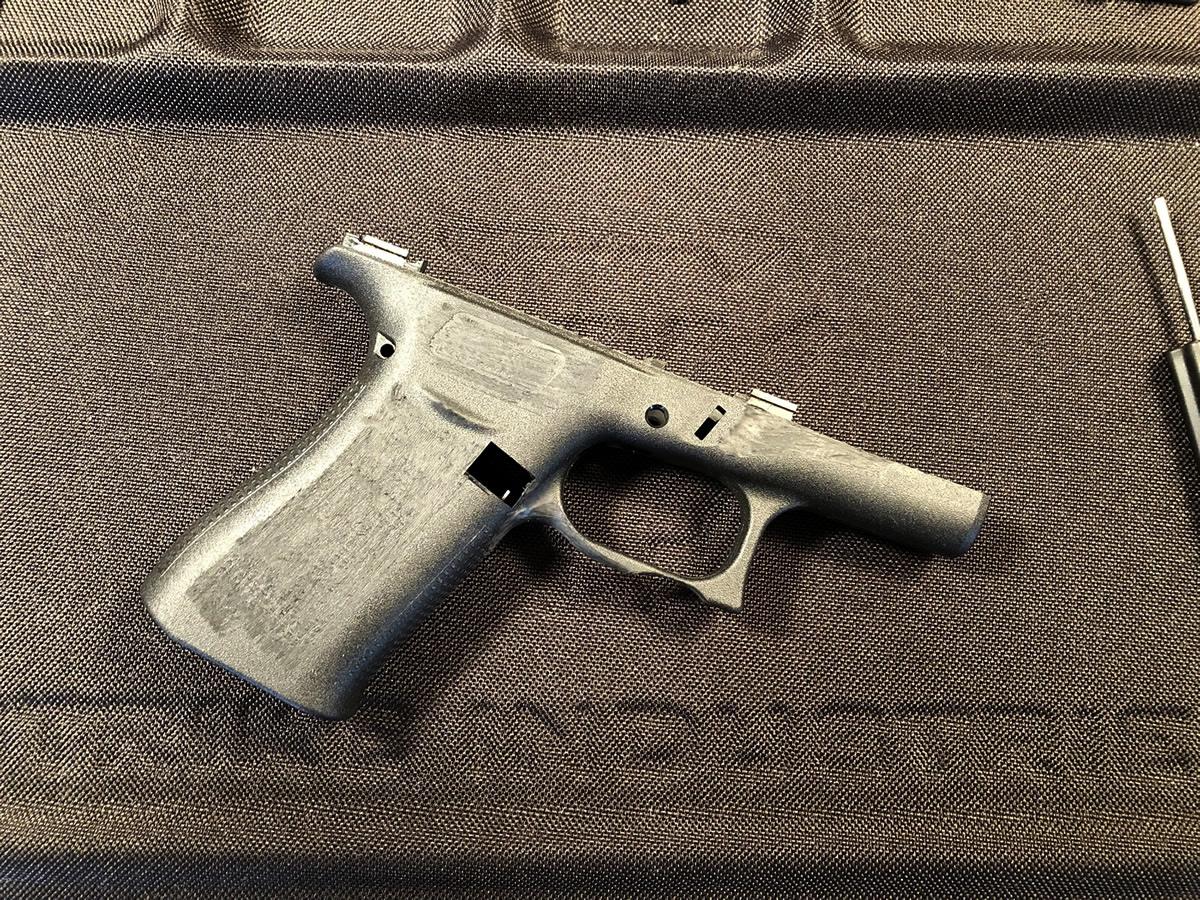 Glock 48 contoured