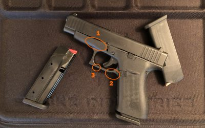 My New-Glock Modification Process – G48 Edition