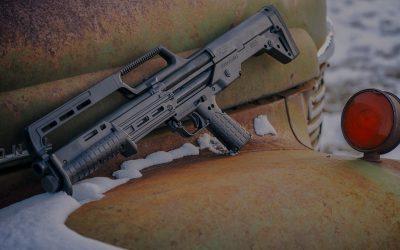 First-Shots Review: The Kel-Tec KS7 Shotgun