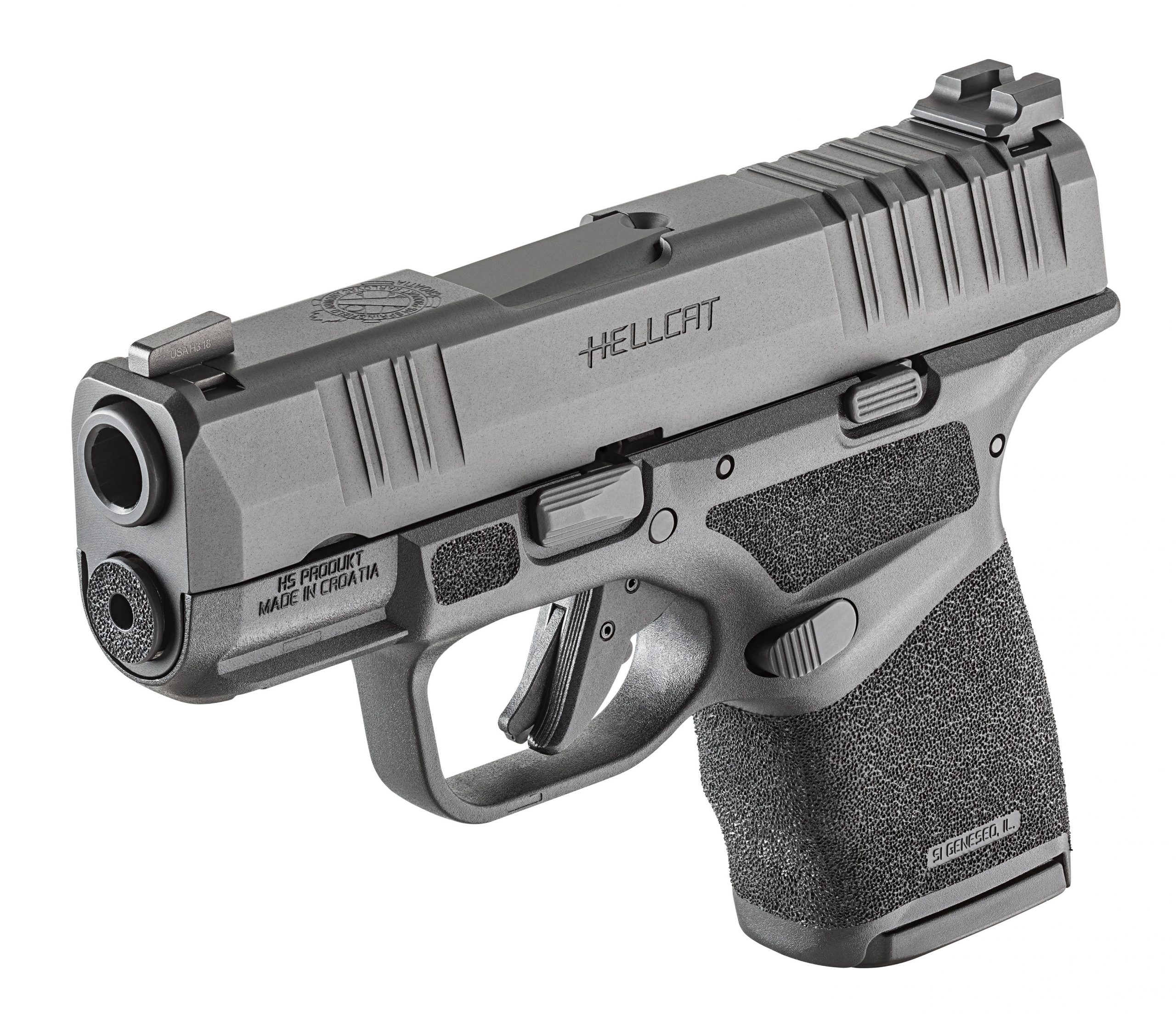 First Shots Review The Springfield Hellcat 3 Micro Compact Eagle Gun Range Inc