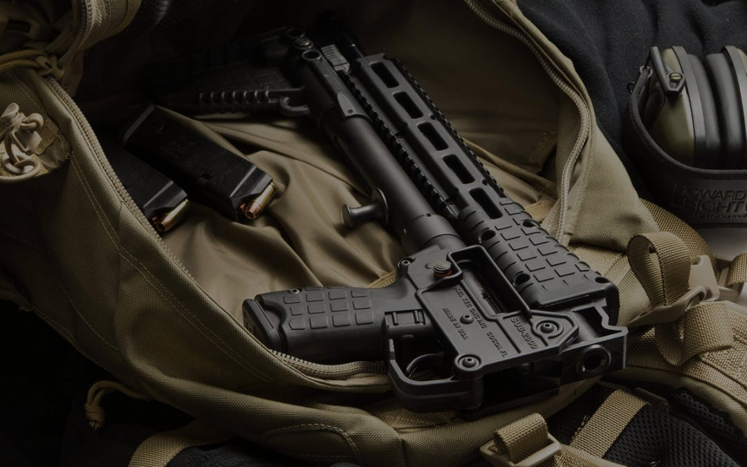First-Shots Review: The Kel-Tec SUB2000