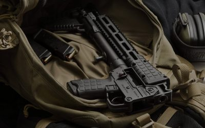 First-Shots Review: The Kel-Tec SUB2000